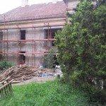Plébánia felújítása