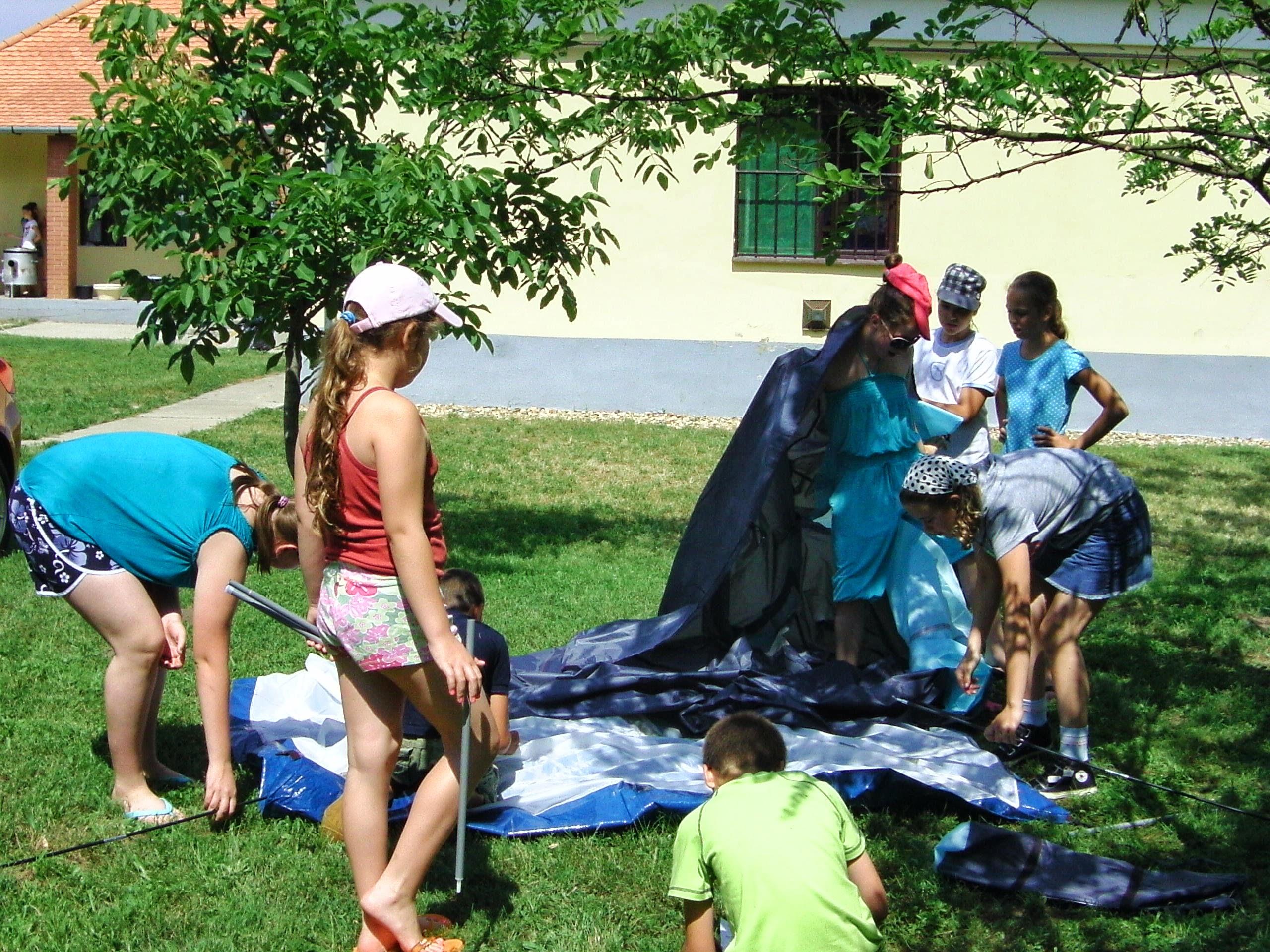 Abádszalóki tábor