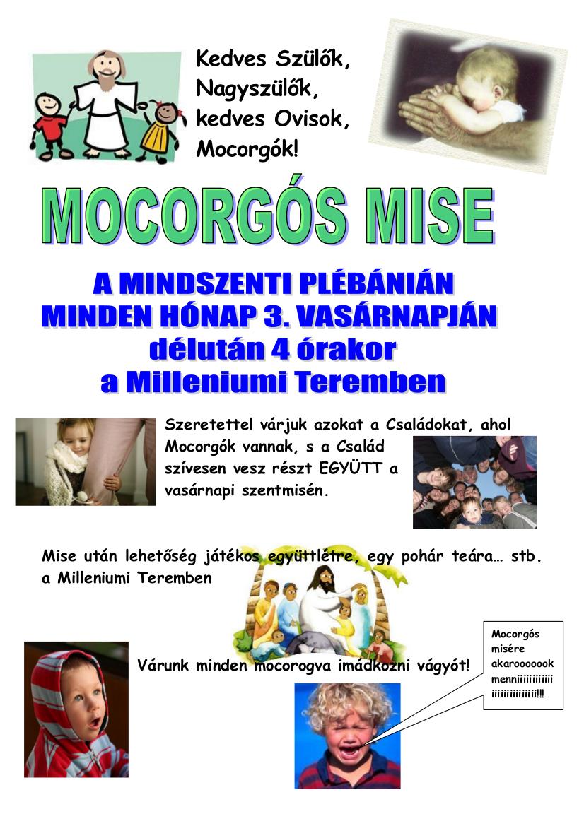 mocorgós mise plakát