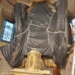 Templomunk felújítása